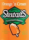 Stewart's Orange 'n Cream