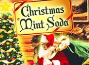 Christmas Mint Soda Review