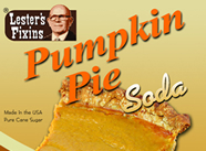 Lester's Fixins Pumpkin Pie Soda Review (Soda Tasting #86)