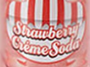 Old Towne Strawberry Creme Soda