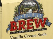 Natural Brew Vanilla Crème Soda Review
