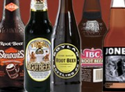 Root Beer Blind Tasting