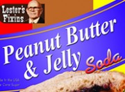 Lester's Fixins Peanut Butter & Jelly Soda Review