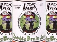Avery's Zombie Brain Juice Totally Gross Soda Review (Soda Tasting #192)