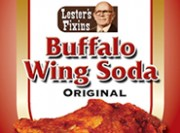 Lester's Fixins Buffalo Wing Soda Review