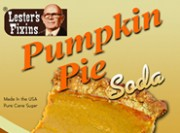Lester's Fixins Pumpkin Pie Soda
