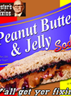 Lester's Fixins Peanut Butter & Jelly Soda